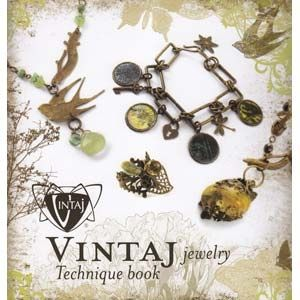 "Книга ""VINTAJ JEWELERY TECHNIQUE"" (1бр)"