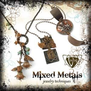 "Книга ""VINTAJ MIXED METALS JEWELERY"" (1бр)"